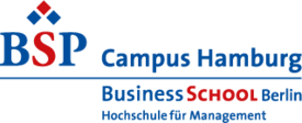 BSP Business School Berlin - Campus Hamburg Logo